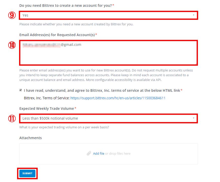 Bittrex Minimum Trade Requirement Not Met Nem Binance